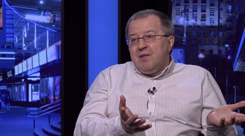 Сергей Дацюк,  философ