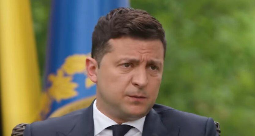 Владимир Зеленский, закон об олигархах
