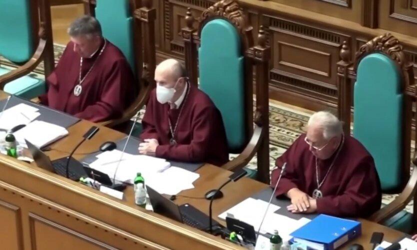 Коррупция в Украине,Конституционный суд Украины,Петр Шуклинов