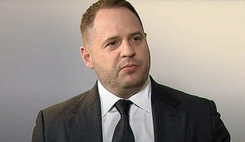 Ермак рассказал о результатах переговоров в Берлине по Минскому процессу