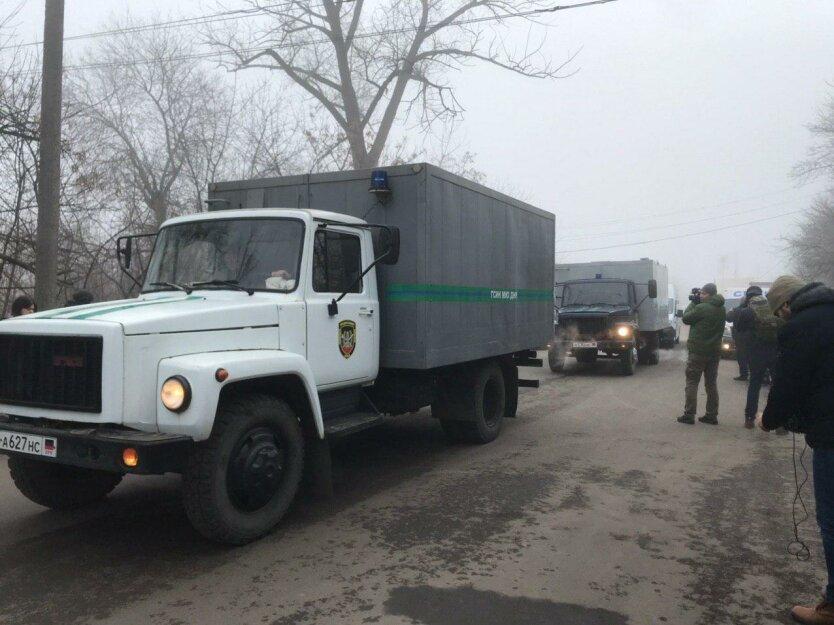 Обмен пленными: 20 человек отказались возвращаться к боевикам «ДНР»