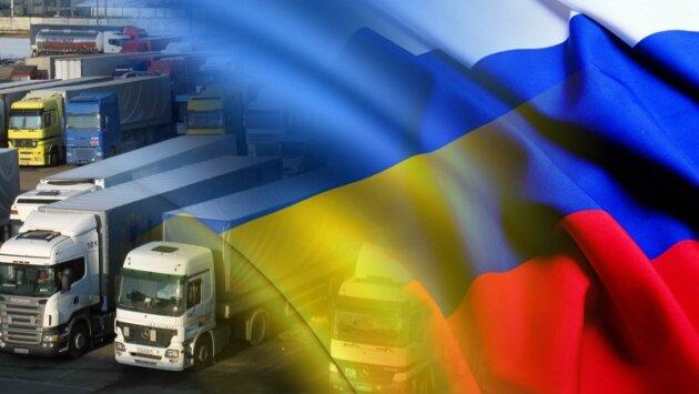 Украина Россия, гумманитарный конвой
