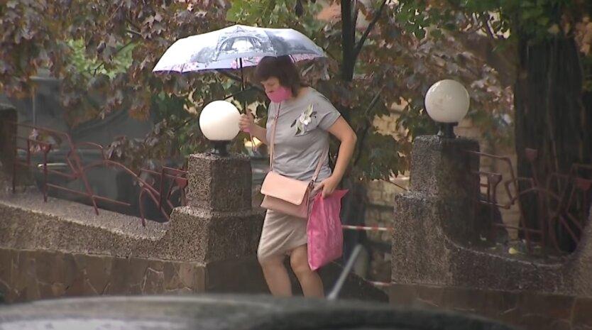 Дождь, погода, Украина