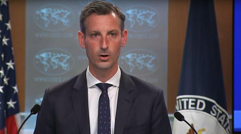 Нед Прайс, Государственный департамент США