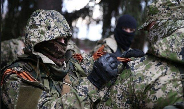 сепаратисты терористы боевики 2