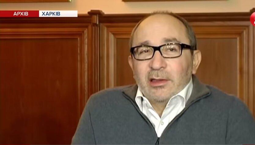 Геннадий Кернес, Павел Фукс, дочь Кернеса