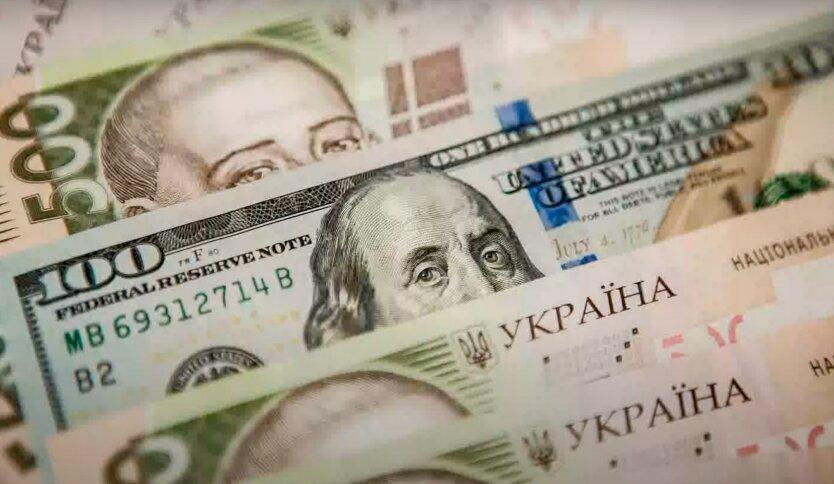 курс валют в украине, курс доллара, курс евро