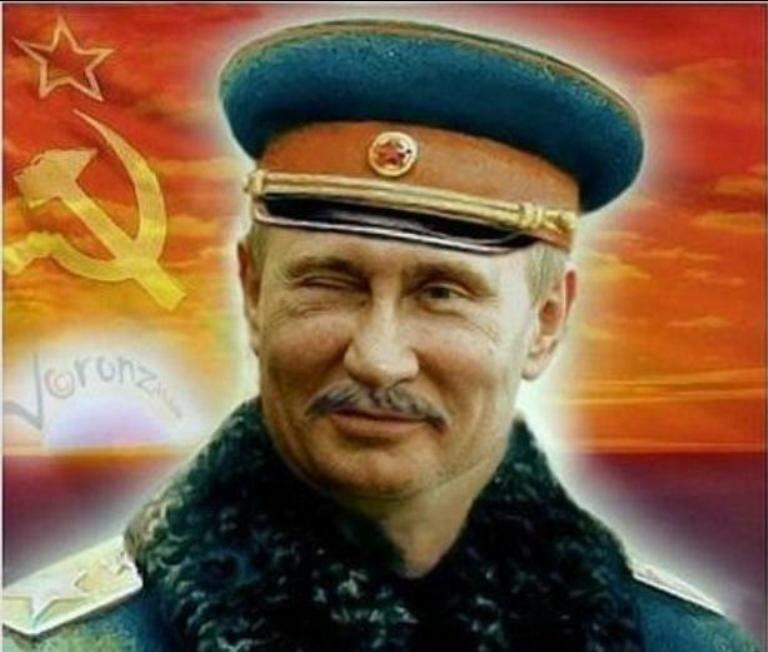 Путин_Сталин