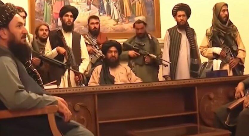 Талибы, Афганистан