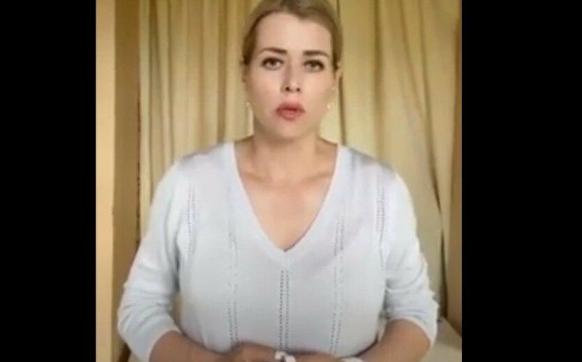 Цепкало обратилась к Тихоновской из-за митингов в Беларуси