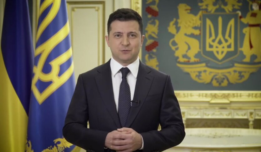 Владимир Зеленский, локдаун, карантин