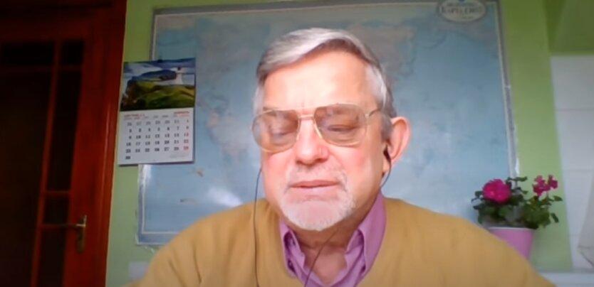 Виктор Небоженко, Россия, военная агрессия