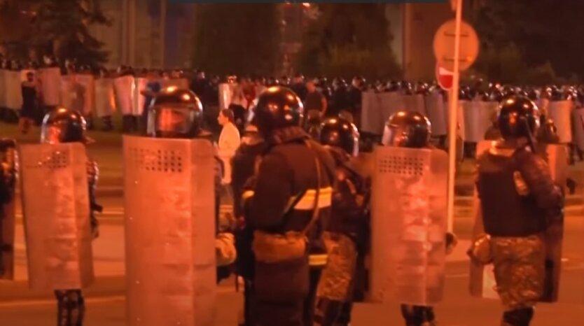 Акции протеста в Беларуси,Выборы президента Беларуси,Протесты в Минске
