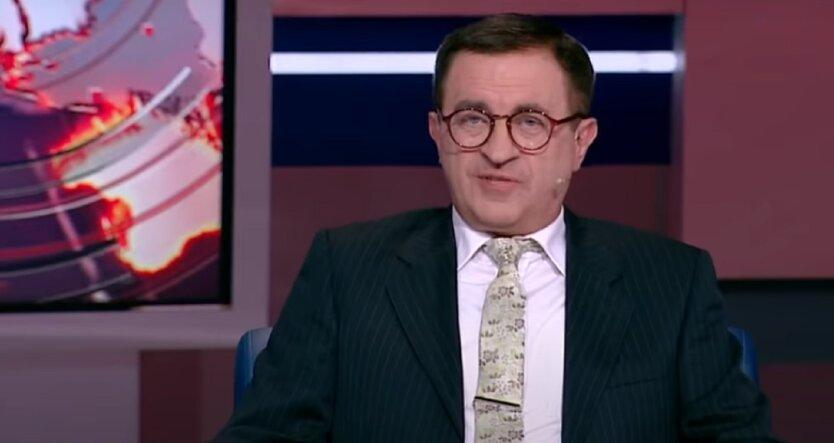 Политический эксперт Юрий Дудкин