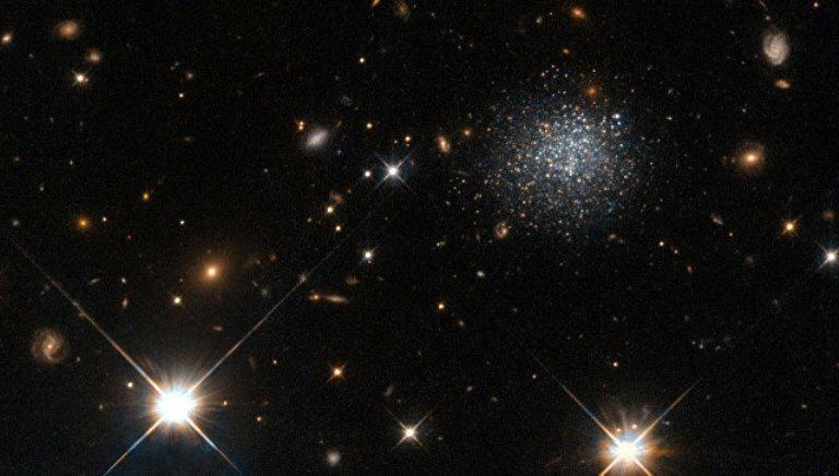 Хаббл_галактика_космос