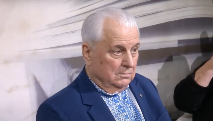 Леонид Кравчук, ткг по донбассу, владимир зеленский, леонид кучма