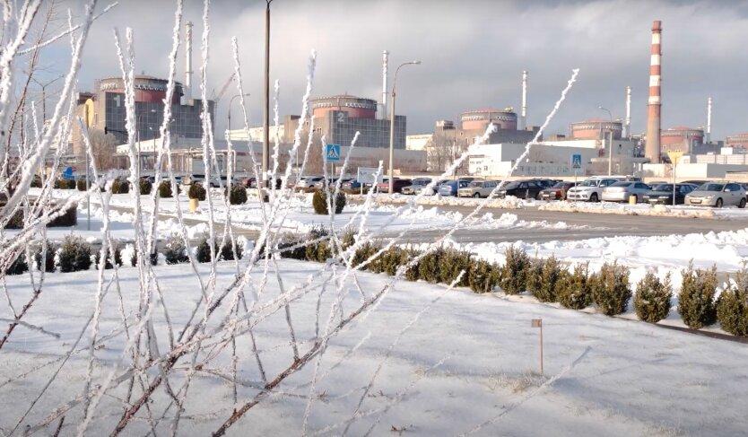 Запорожская АЭС, отключение энергоблока