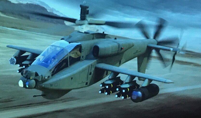 апач вертолет