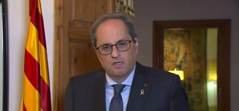 президент Каталонии