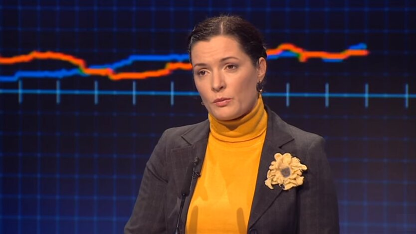 Министр здравоохранения Зоряна Скалецкая