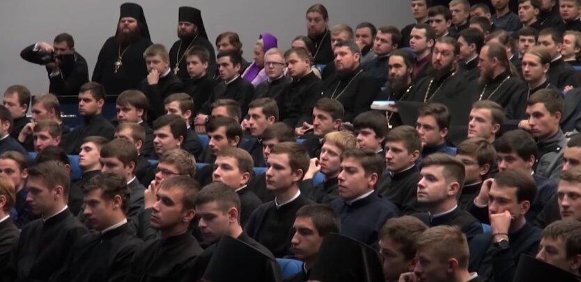 Киевская духовная академия, заражение, COVID-19
