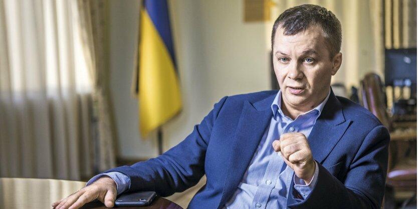 Министр экономики Тимофей Милованов