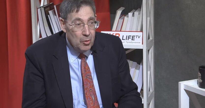 Бывший посол США в Украине, Джон Хербст , коронавирус, Россия