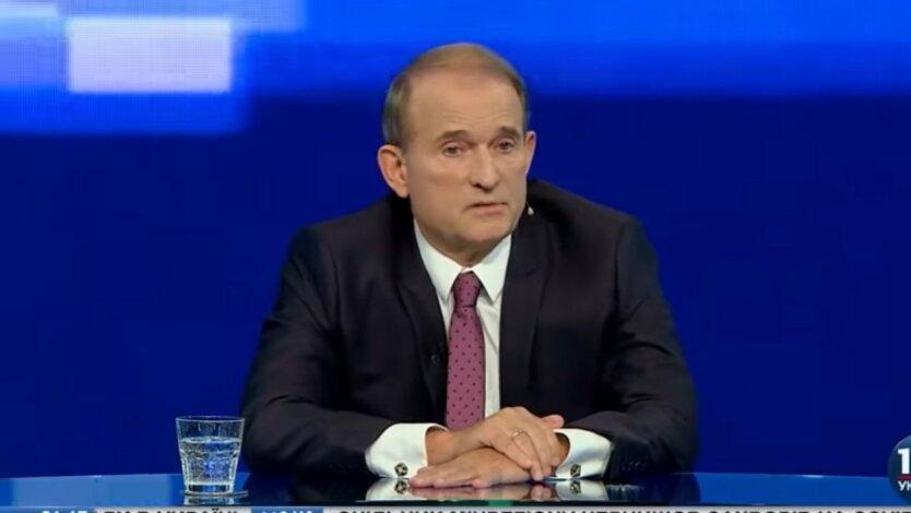 Виктор Медведчук, арест яхты, посещение оккупированного Крыма