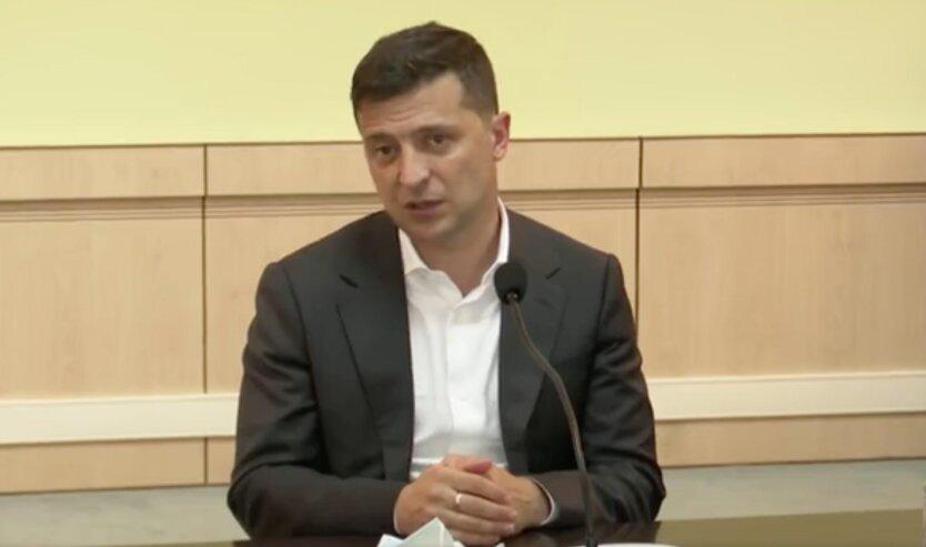 Владимир Зеленский, зеленский в одессе, назначение нового министра