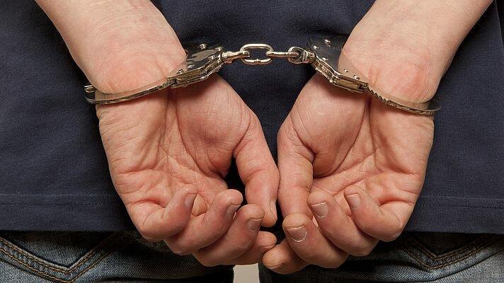 наручники задержание тюрьма