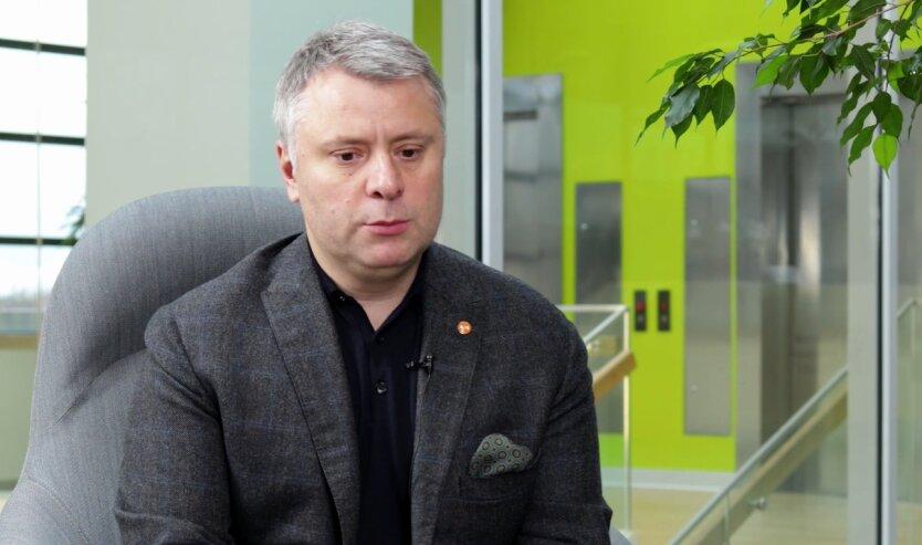 Юрий Витренко, газ в Украине, Нафтогаз