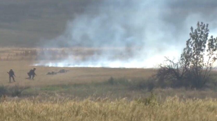 Война, Донбасс, оружие
