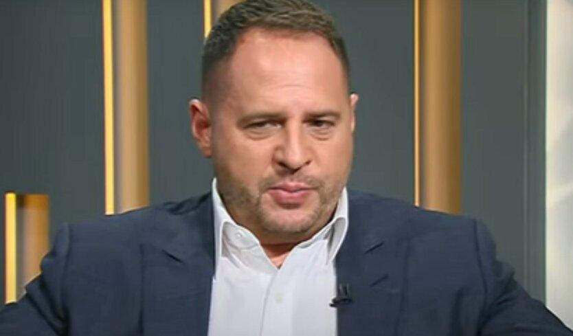 Ермак анонсировал новое разведение сил на Донбассе