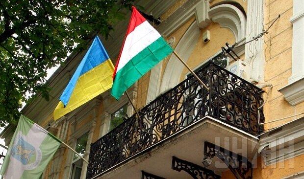 Украина-Венгрия