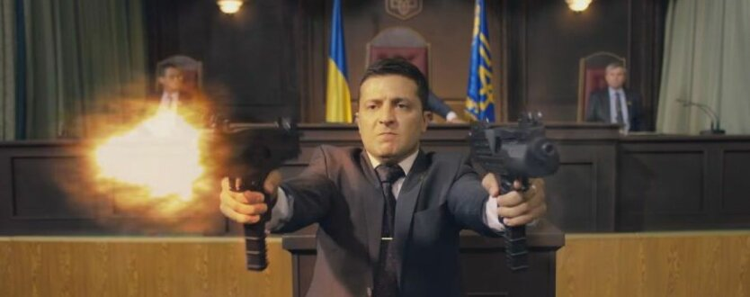 """Александр Харебин: Сценаристы сериала """"Слуга народа"""" - это чертовы гении, они запрограммировали будущее Украины"""
