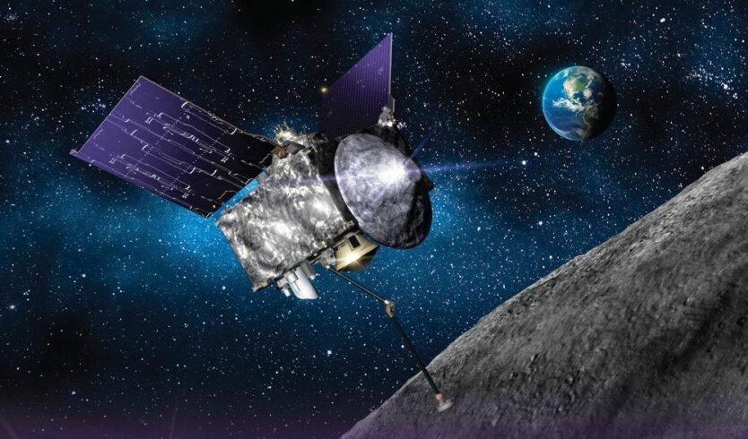бенну астероид