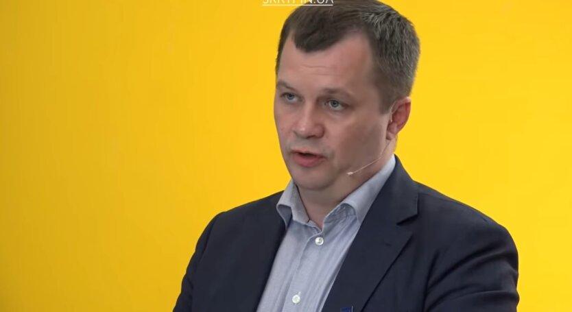 Тимофей Милованов, пенсии в Украине, накопительная система