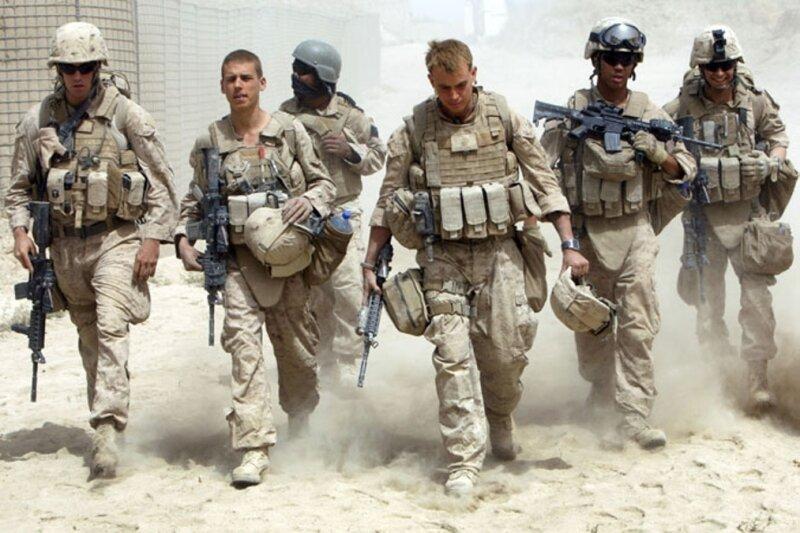 американские войска_Афганистан