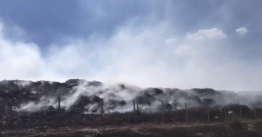 Пожар в Северодонецке