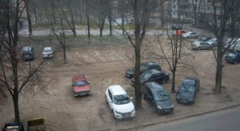 Штрафы. Киев