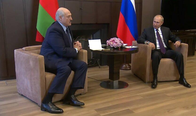 Александр Лукашенко, Владимир Путин, Отношения России и Беларуси