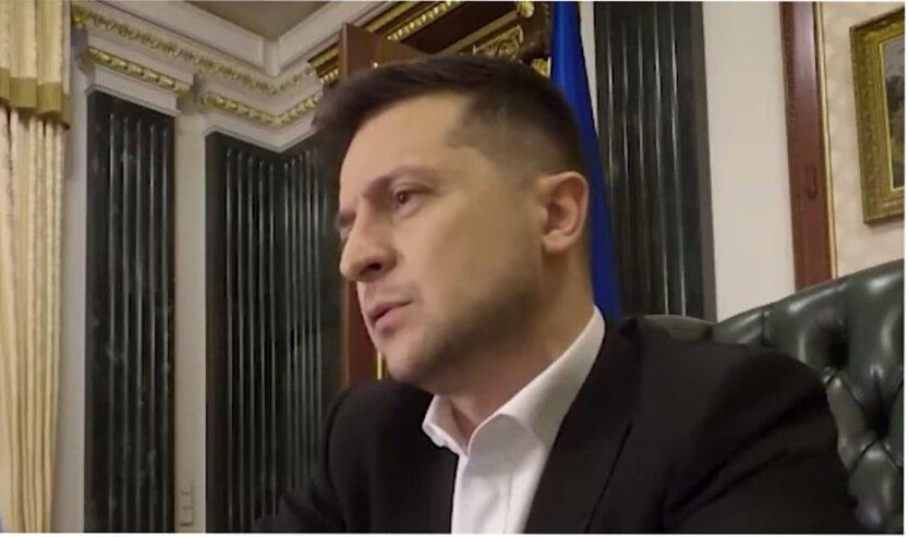 Владимир Зеленский, Юрий Романенко, Петр Порошенко, Виктор Медведчук
