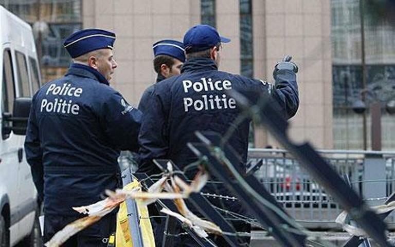 полиция_Бельгия