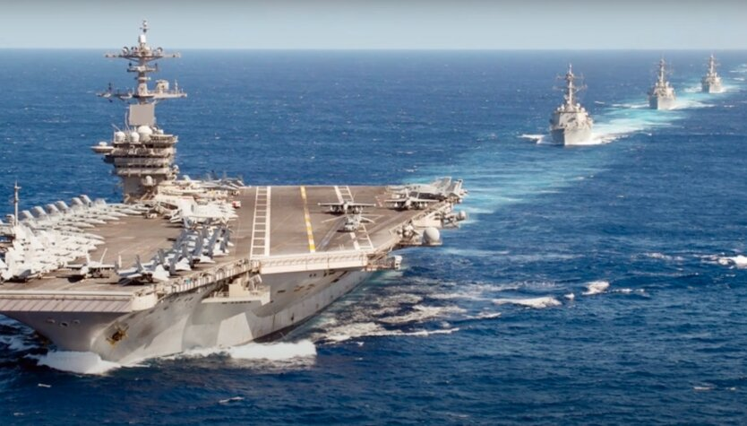 США могут перебросить военные корабли в Черное море из-за агрессии России