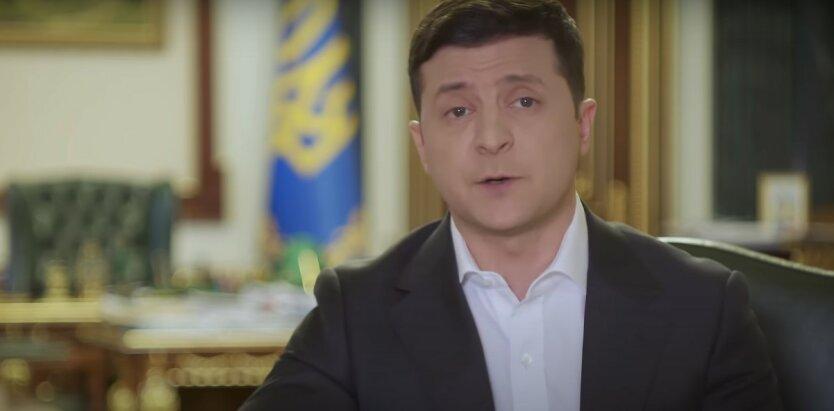 Владимир Зеленский,смягчение карантина,возобновление работы общественного транспорта