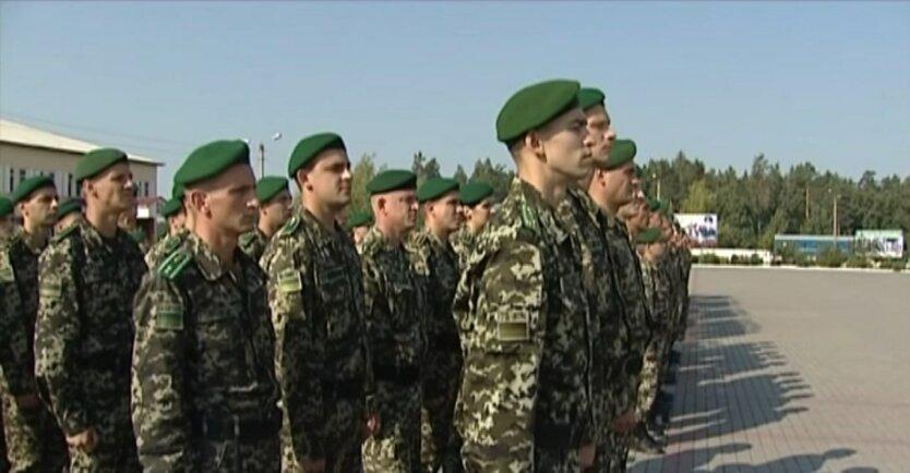 Пограничная служба Украины, контроль на границе с Беларусью, учения с Россией