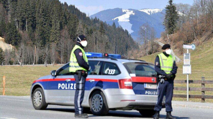 Локдаун в Австрии, пандемия коронавируса