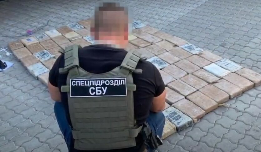 Чиновник времен Януковича объяснил, как потерялись 9 килограммов наркотиков