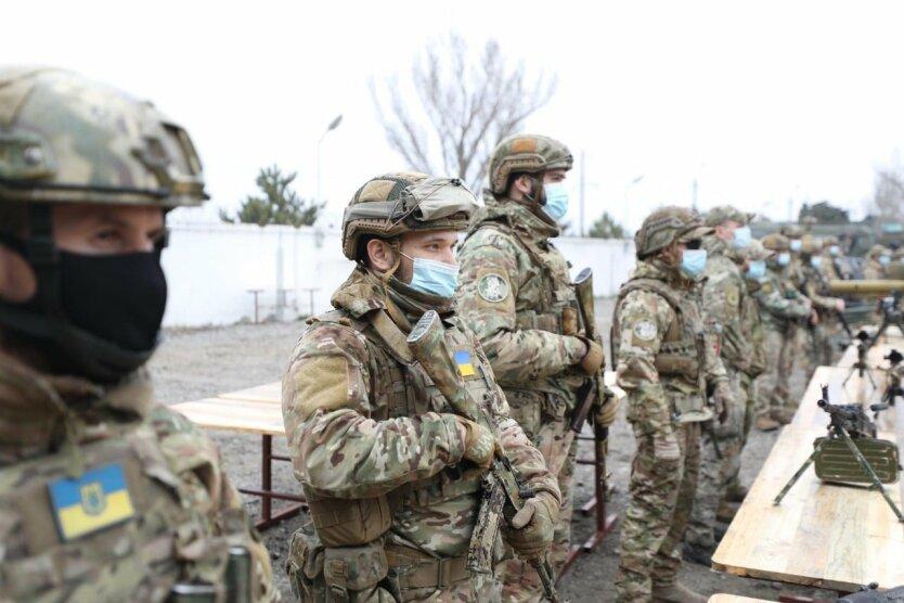 Армия Украины, ООС