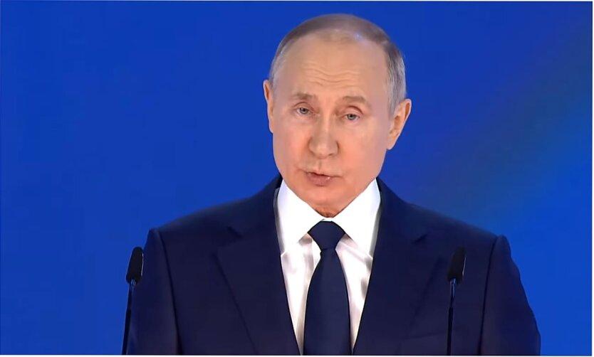 Владимир Путин, Вадим Денисенко, Игорь Попов, Украинский институт будущего